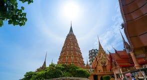 De kerken van de Kanchanaburitijger Stock Afbeeldingen