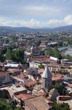 De kerken van Tbilisi Stock Foto's