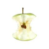De kern van de appel. Stock Afbeeldingen