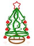 De kerstboom Royalty-vrije Stock Foto's