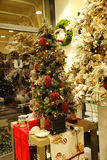 De kerstboom Royalty-vrije Stock Fotografie