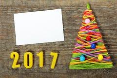 De kerstboom Stock Afbeeldingen