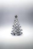 De Kerstboom van het glas Royalty-vrije Stock Afbeelding