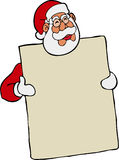De Kerstman Stock Afbeeldingen