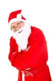 De Kerstman Stock Foto's