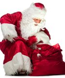 De Kerstman Stock Afbeelding