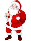 De Kerstman _2 Royalty-vrije Stock Fotografie