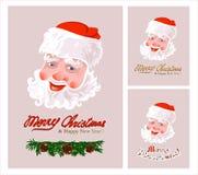 De Kerstman _2 Stock Afbeeldingen