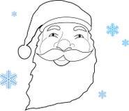 De Kerstman _2 Stock Afbeelding