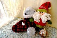 De Kerstman _2 Stock Foto