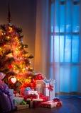 De kerstman is aangekomen! Royalty-vrije Stock Foto
