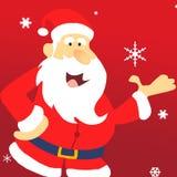 De Kerstman van Claus Royalty-vrije Stock Foto's