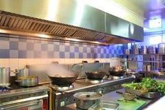 De keuken Royalty-vrije Stock Afbeelding