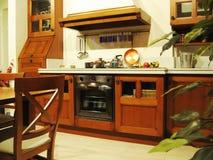 De keuken van de droom stock fotografie