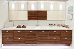 De keuken van de ontwerper Royalty-vrije Stock Afbeeldingen