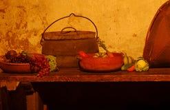 De keuken van de opdracht Stock Afbeeldingen