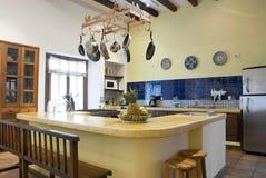 De keuken van het land Royalty-vrije Stock Foto's