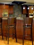 De keuken van Upscale Royalty-vrije Stock Fotografie