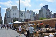 De keukenvlooienmarkt van de hel Royalty-vrije Stock Afbeelding
