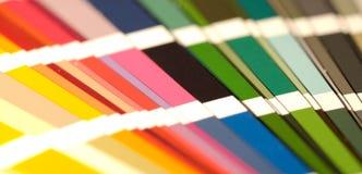 De keus van de kleur royalty-vrije stock foto