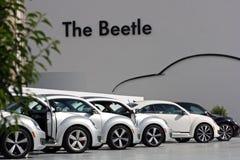 De Kever van VW van de derde-generatie Stock Afbeelding