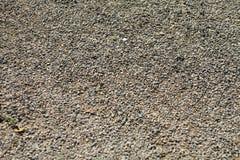 De kiezelstenenvloer, gang heeft kenmerken royalty-vrije stock afbeelding