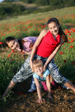 De kinderen van de pret Royalty-vrije Stock Foto