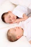 De kinderen van de slaap Stock Fotografie