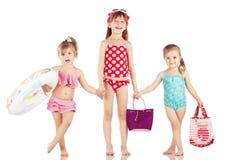 De kinderen van de zomer Royalty-vrije Stock Afbeelding