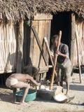 De kinderen van Madagascar Royalty-vrije Stock Foto's
