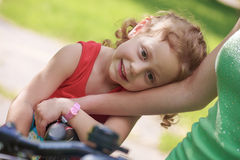 De kinderjaren Stock Foto's