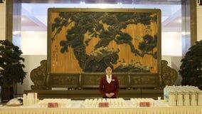 De kinesiska årliga perioderna av 12th NPC och CPPCC Royaltyfria Foton