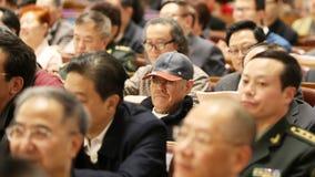 De kinesiska årliga perioderna av 12th NPC och CPPCC Royaltyfri Foto