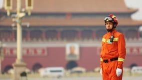 De kinesiska årliga perioderna av 12th NPC och CPPCC Royaltyfri Fotografi