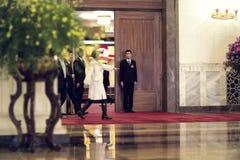 De kinesiska årliga perioderna av 12th NPC och CPPCC Arkivfoton