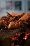 De Kip van de barbecue Royalty-vrije Stock Afbeelding