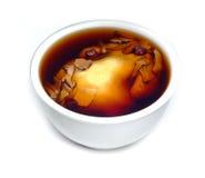 De kip van de essentie. Chinese kruiden en geneeskunde stock fotografie