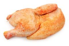 De kip van de marinade stock foto