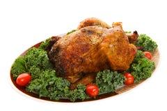 De kip van het braadstuk Royalty-vrije Stock Foto