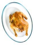 De kip van het braadstuk Stock Afbeeldingen