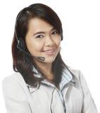 De klantendienst  Royalty-vrije Stock Afbeelding