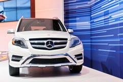 De Klasse 2013 van Mercedes-Benz GLK Stock Afbeeldingen