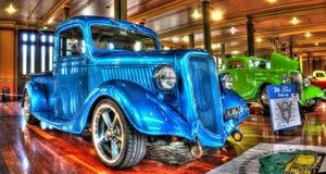 De klassieke Amerikaanse pick-up van jaren '30ford Royalty-vrije Stock Afbeeldingen