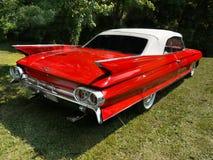 De Klassieke Amerikaanse Uitstekende Auto's van Cadillac Stock Fotografie