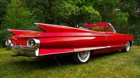 De Klassieke Amerikaanse Uitstekende Auto's van Cadillac Royalty-vrije Stock Foto