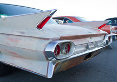 De klassieke Auto van Cadillac van 1961 Royalty-vrije Stock Foto