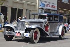 De Klassieke Auto van het koord stock fotografie