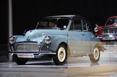 De klassieke auto van Morris Royalty-vrije Stock Foto's