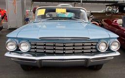 De klassieke Auto van Oldsmobile van 1960 Royalty-vrije Stock Afbeeldingen