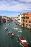 De Klassieke Boten van Venetië Stock Foto